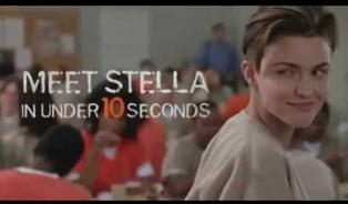 Embedded thumbnail for Orange is the New Black - Season 3 - Meet Stella Carlin (Ruby Rose) Sneak Peek