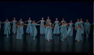 Embedded thumbnail for Serenade Balanchine