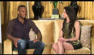 Embedded thumbnail for Golden Foot Nominations Monaco 2014 Didier Drogba - Lorena Baricalla