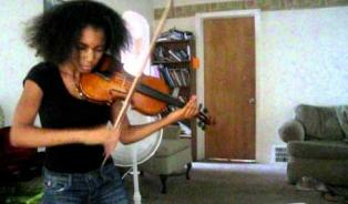 Embedded thumbnail for Michael Jackson- Smooth Criminal Violin Cover Candice Smith