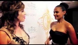 Embedded thumbnail for Academy of Couture Art, Samantha MUMBA on the Red Carpet of Le Reve Fashion Show