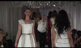 Embedded thumbnail for Sara Hegazy Fashion Show Paris 2014