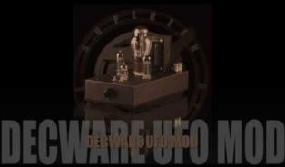 Embedded thumbnail for DECWARE UFO UPDATED