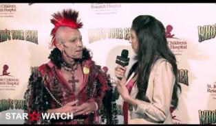 "Embedded thumbnail for Punk Kouture interview at ""Who's Your Papa"" red carpet charity concert"